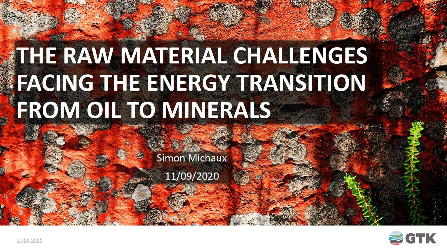 EIT RawMaterials ECLC Community Call is back from the summer break