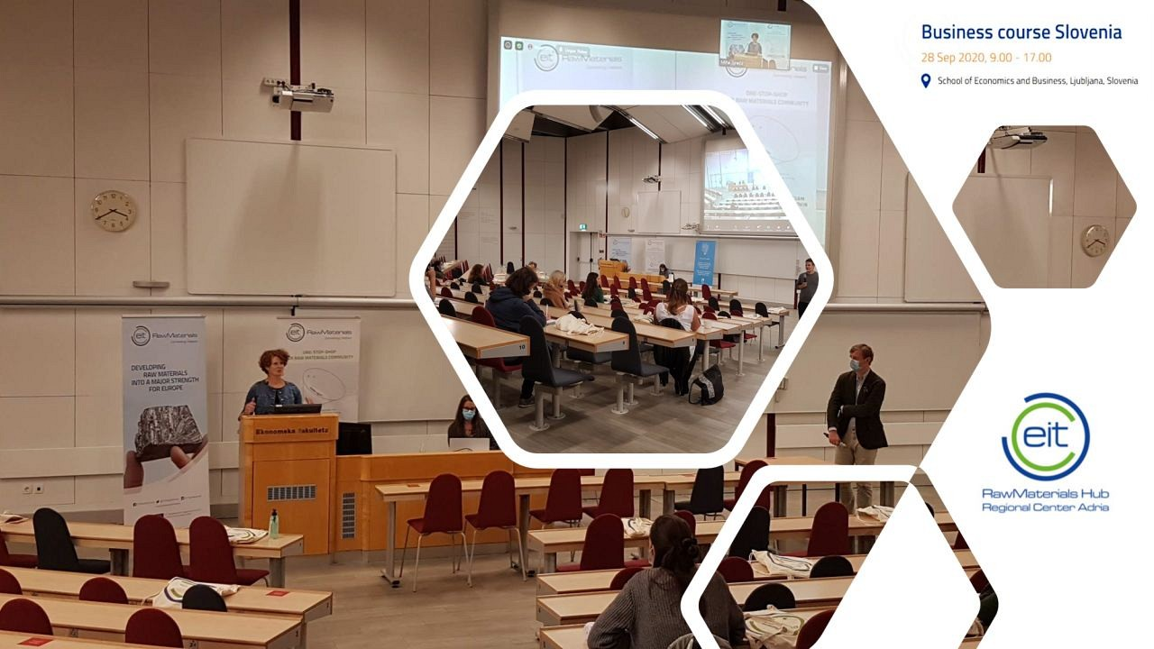 Report from Business Course Slovenia